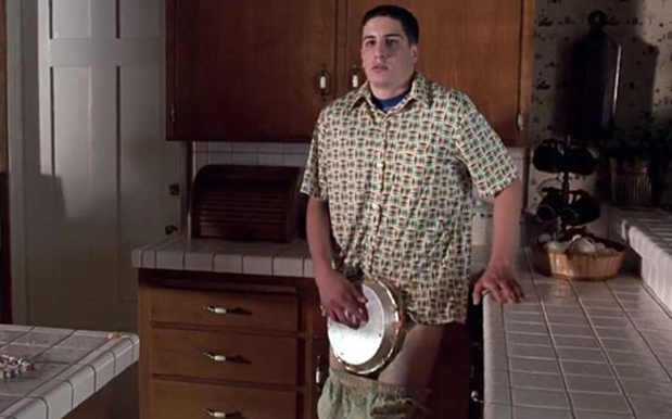 Scene from American Pie