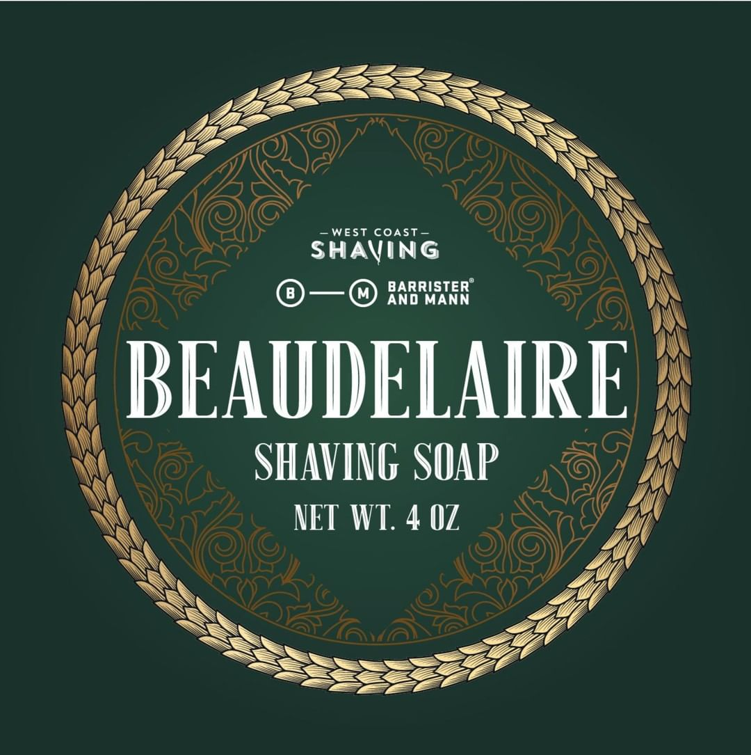 Barrister and Mann - West Coast Shaving - Beaudelaire