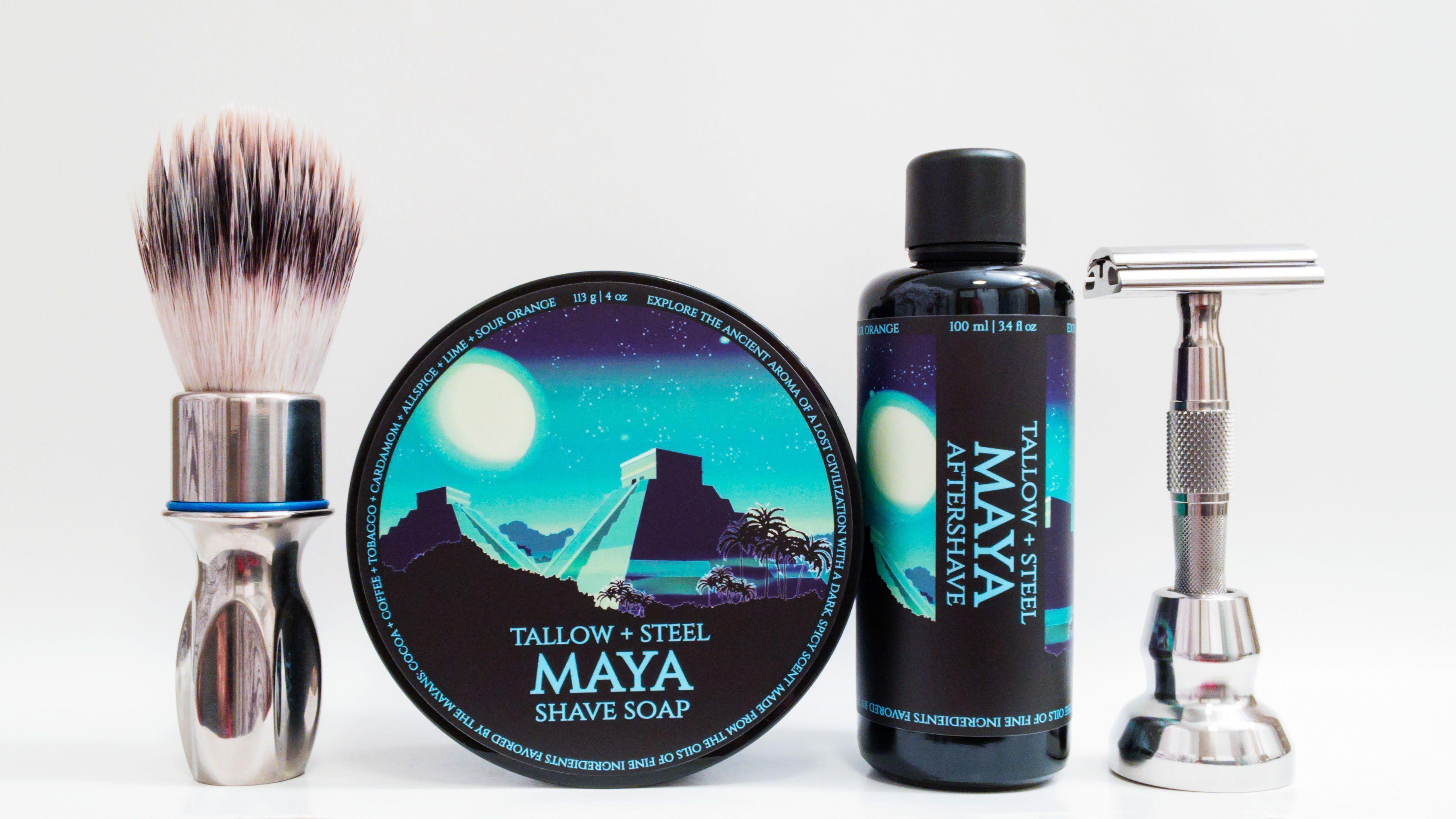 "Tallow + Steel ""Maya"""