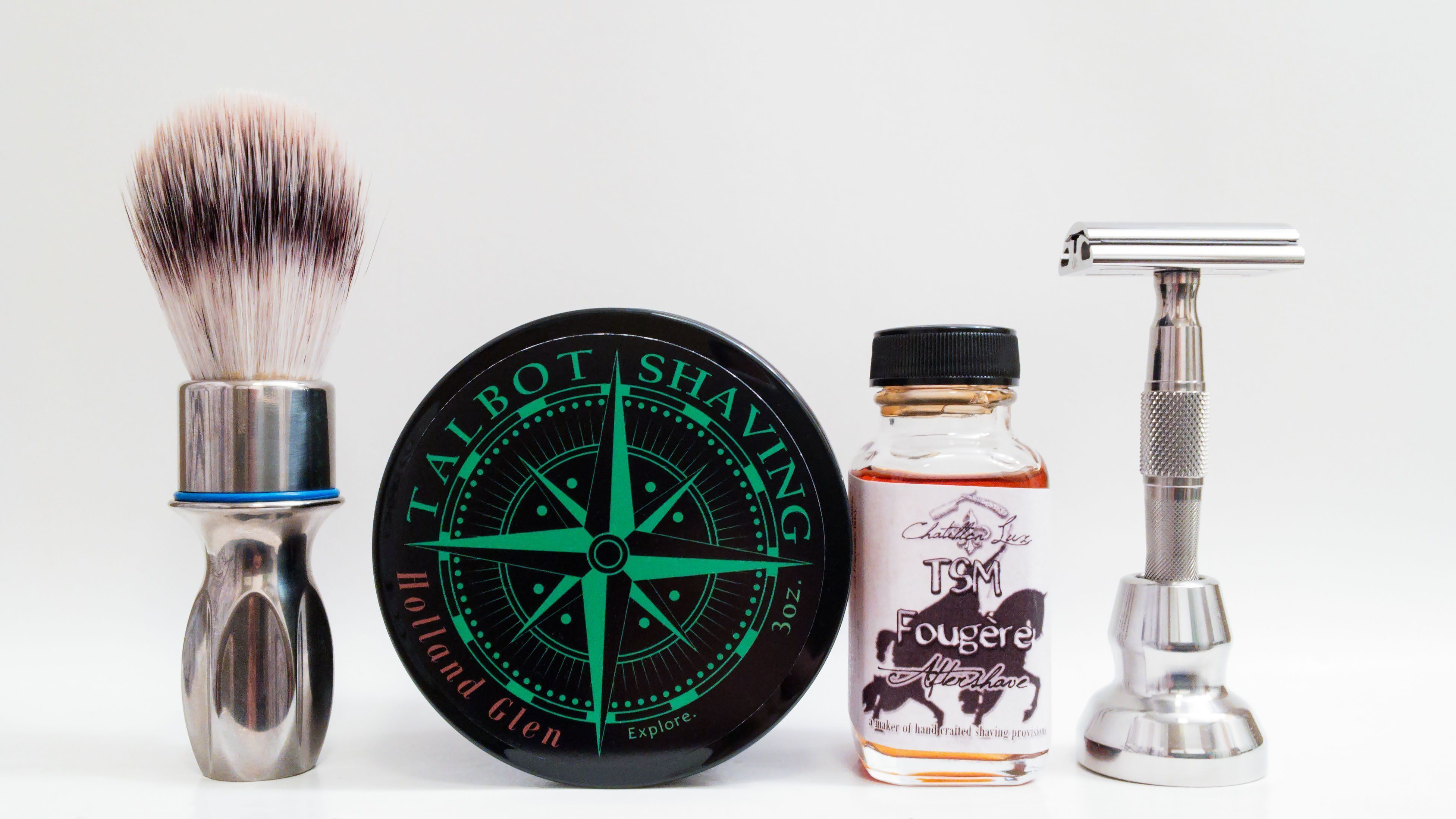 "Talbot Shaving ""Holland Glen"""