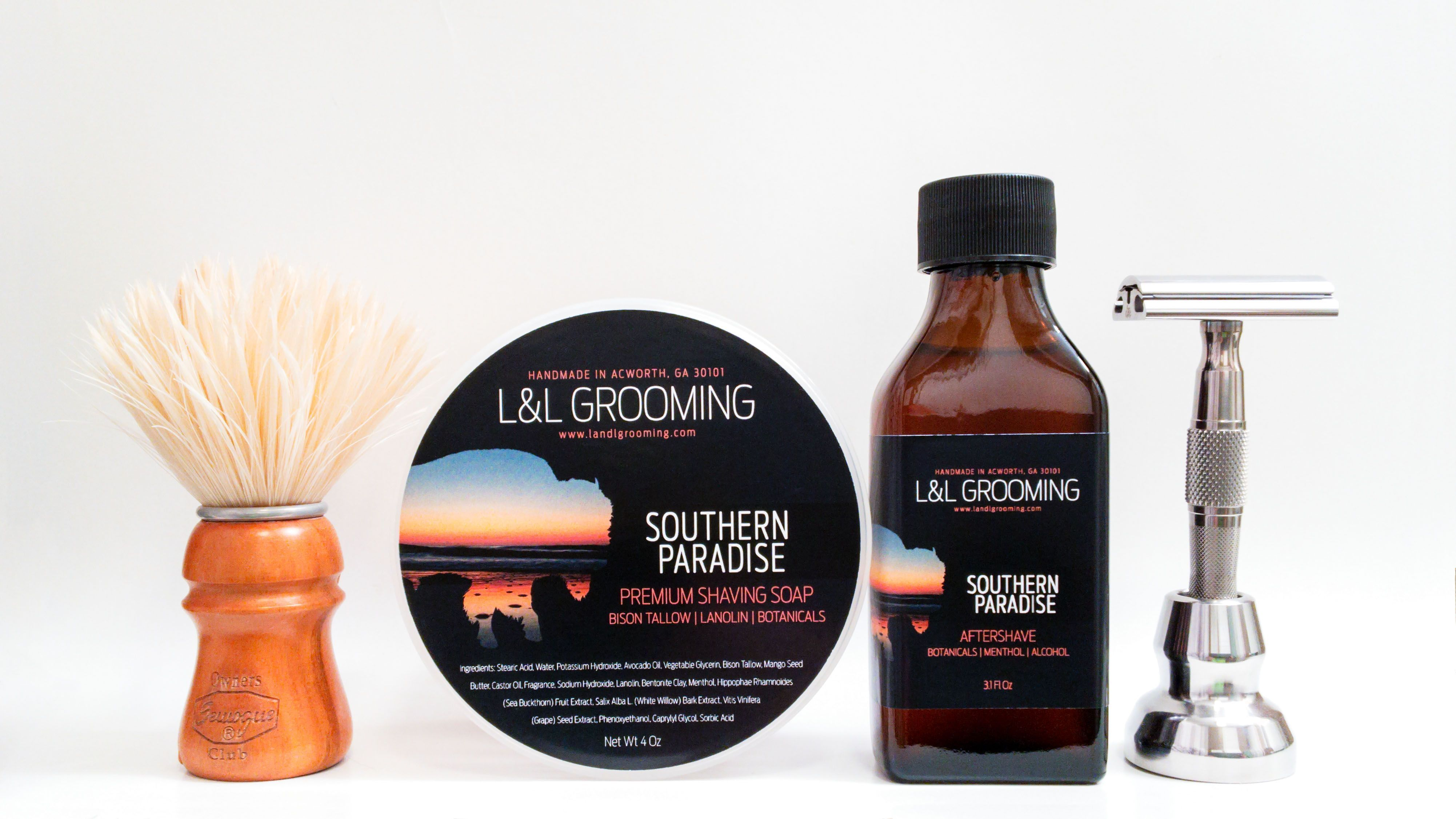 """L&L Grooming """"Southern Paradise"""""""