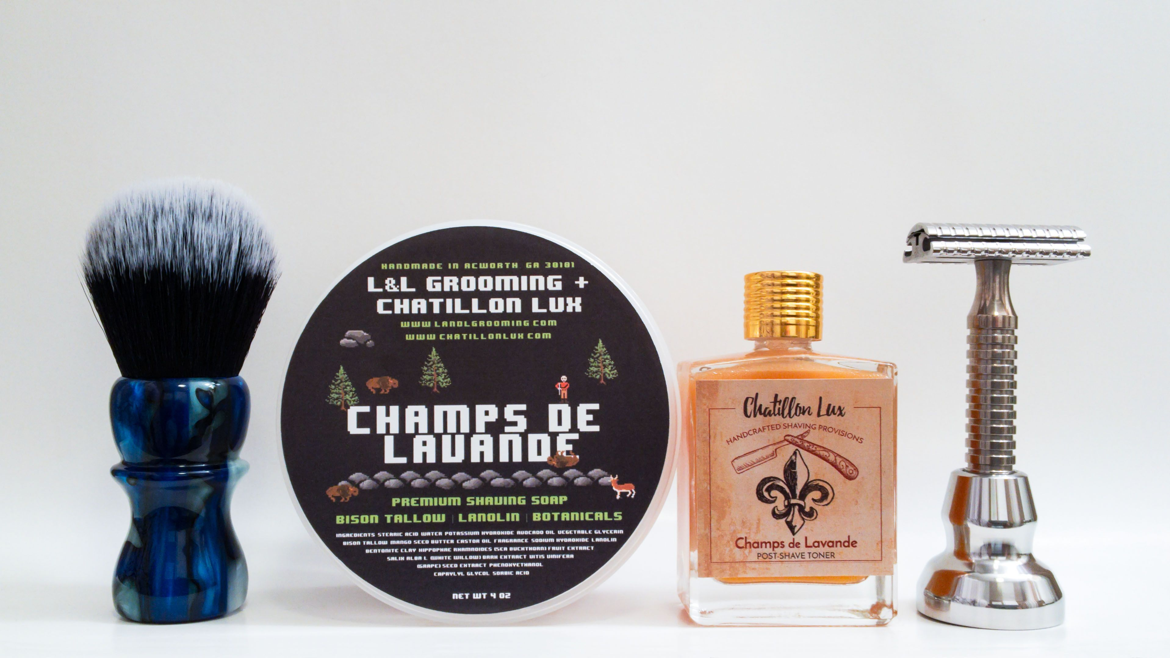 "CL and L&L ""Champs de Lavande"""