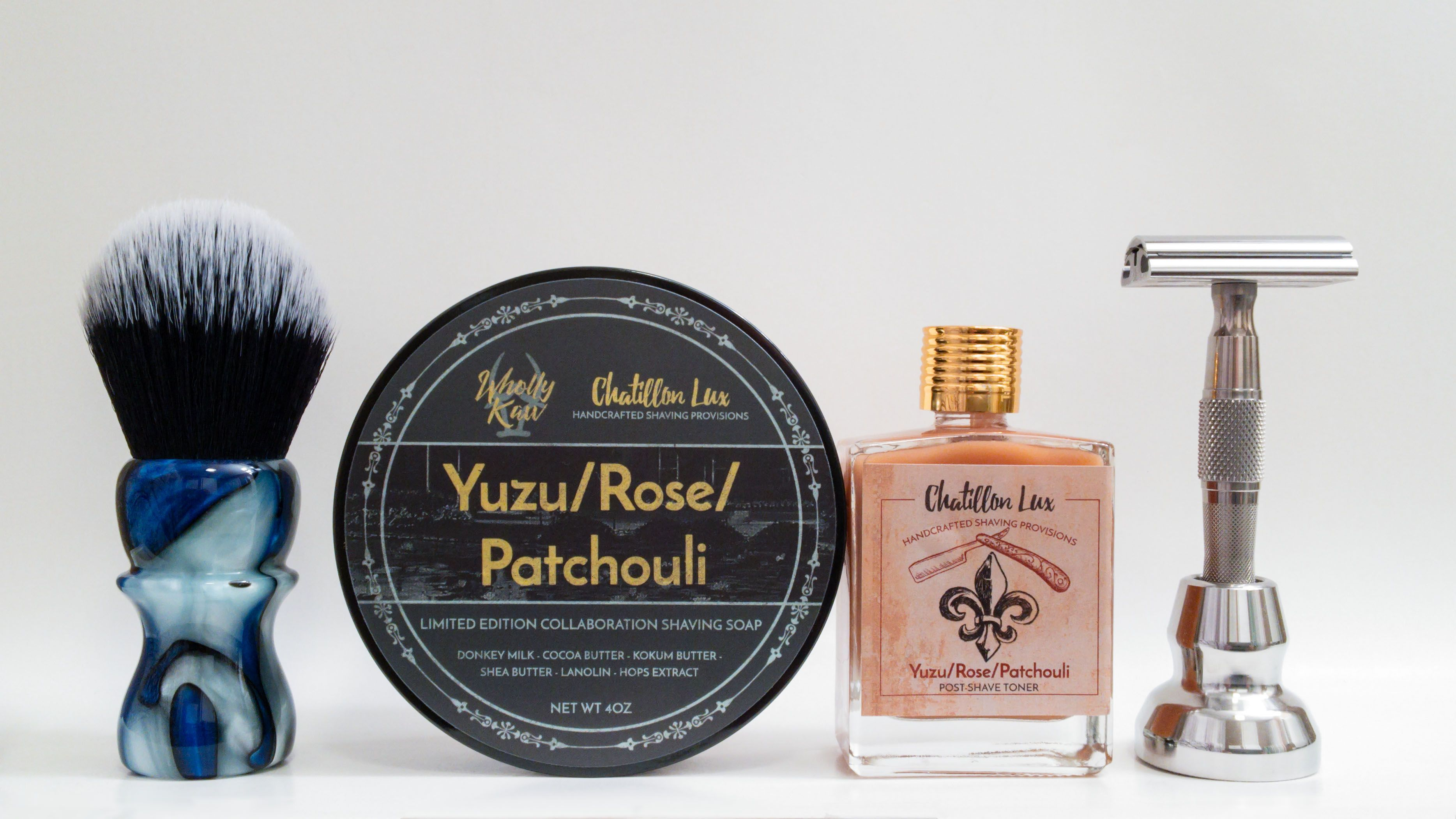 "CL and WK ""Yuzu/Rose/Patchouli"""