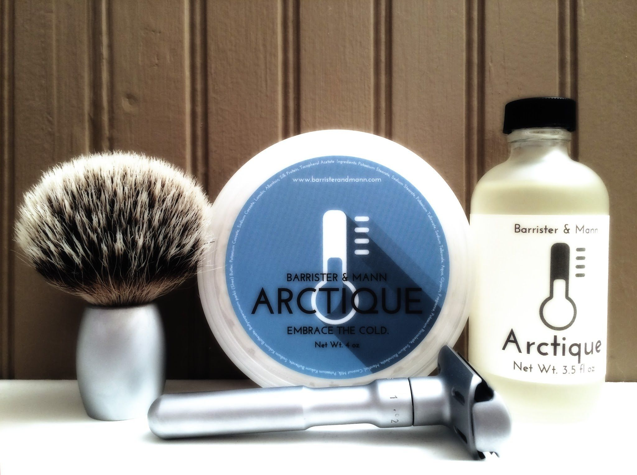 "Barrister and Mann ""Arctique"""