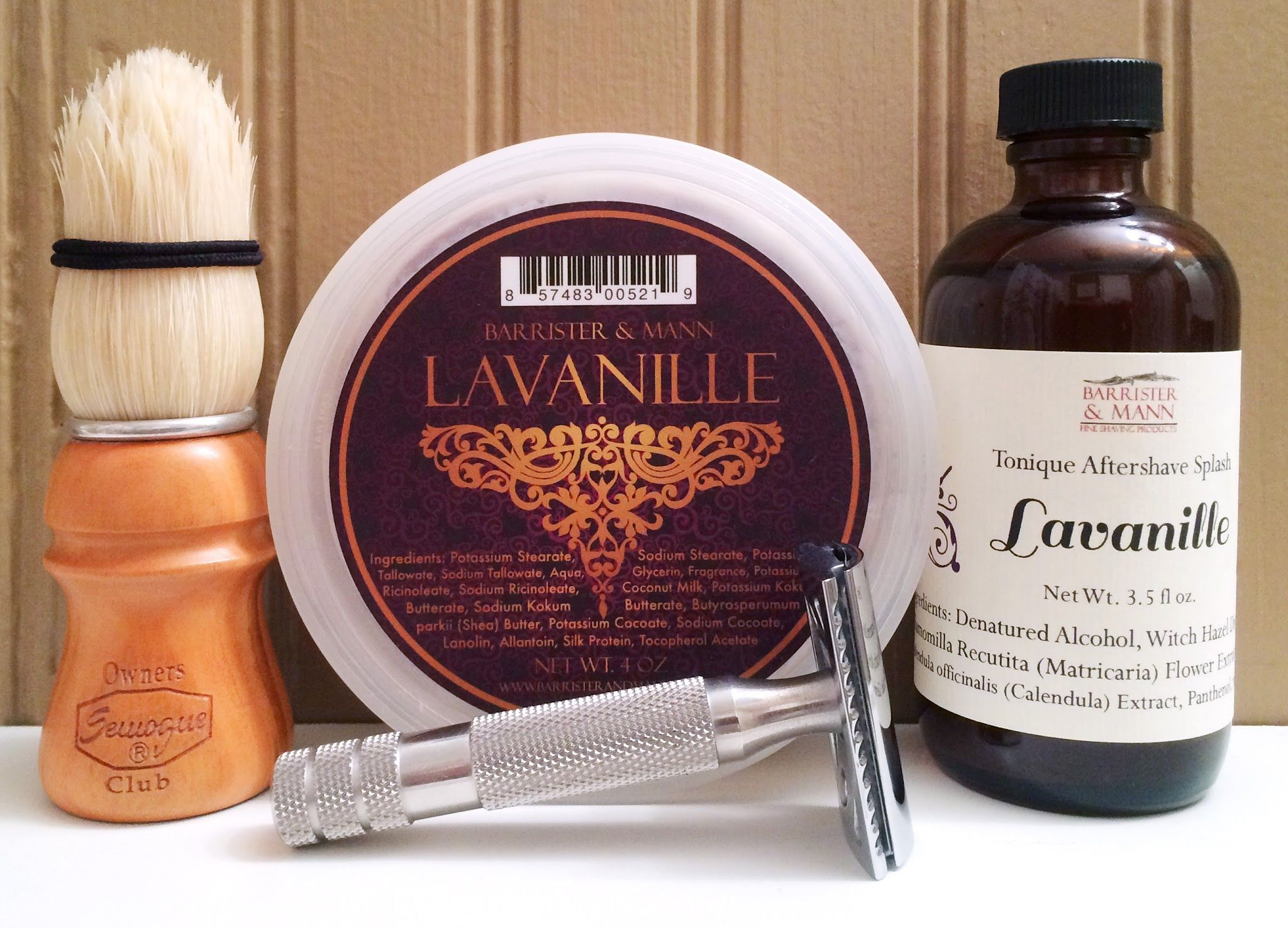 """Barrister and Mann """"Lavanille"""""""