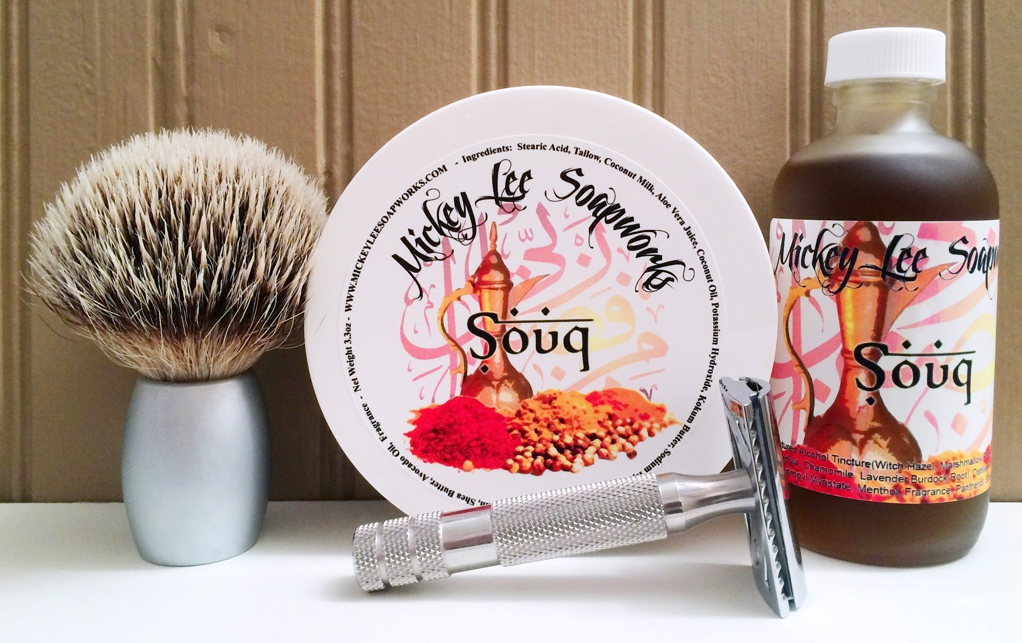 "Mickey Lee Soapworks ""Souq"""