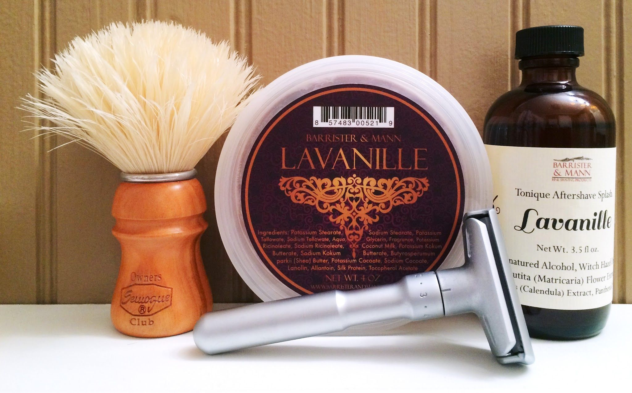 "Barrister and Mann ""Lavanille"""