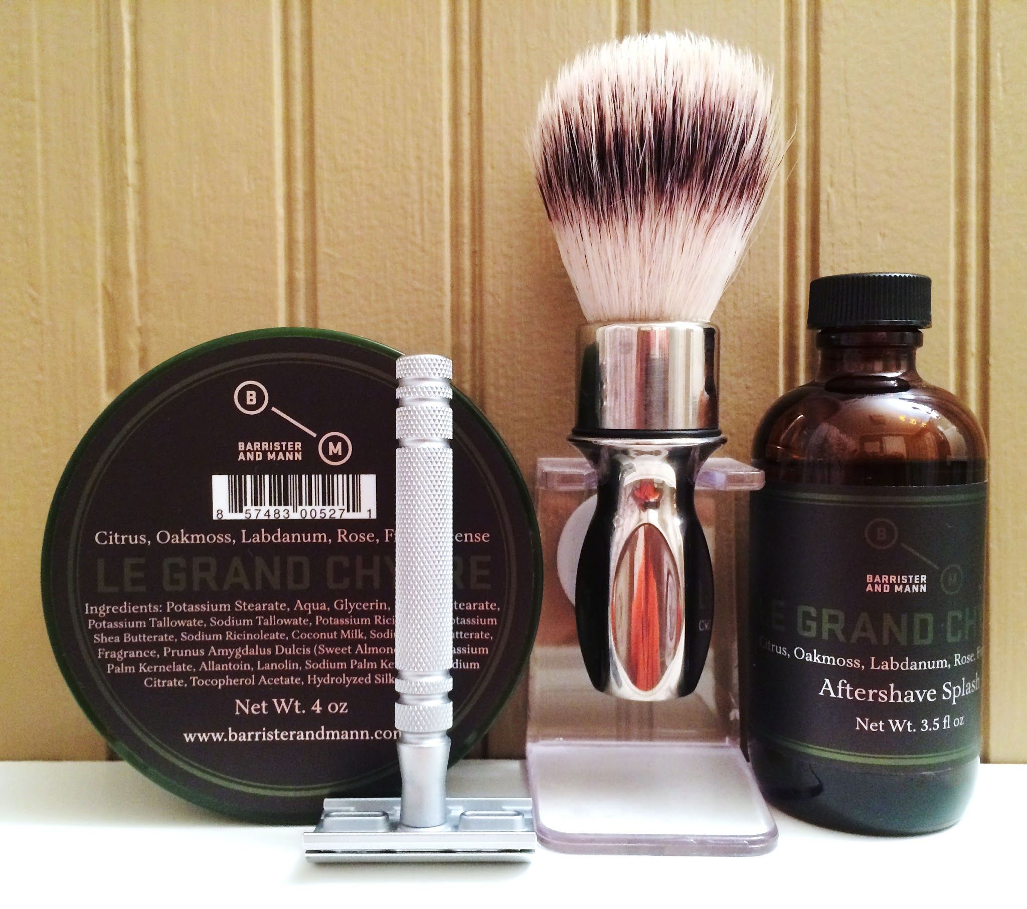 """Barrister and Mann """"Le Grand Chypre"""""""