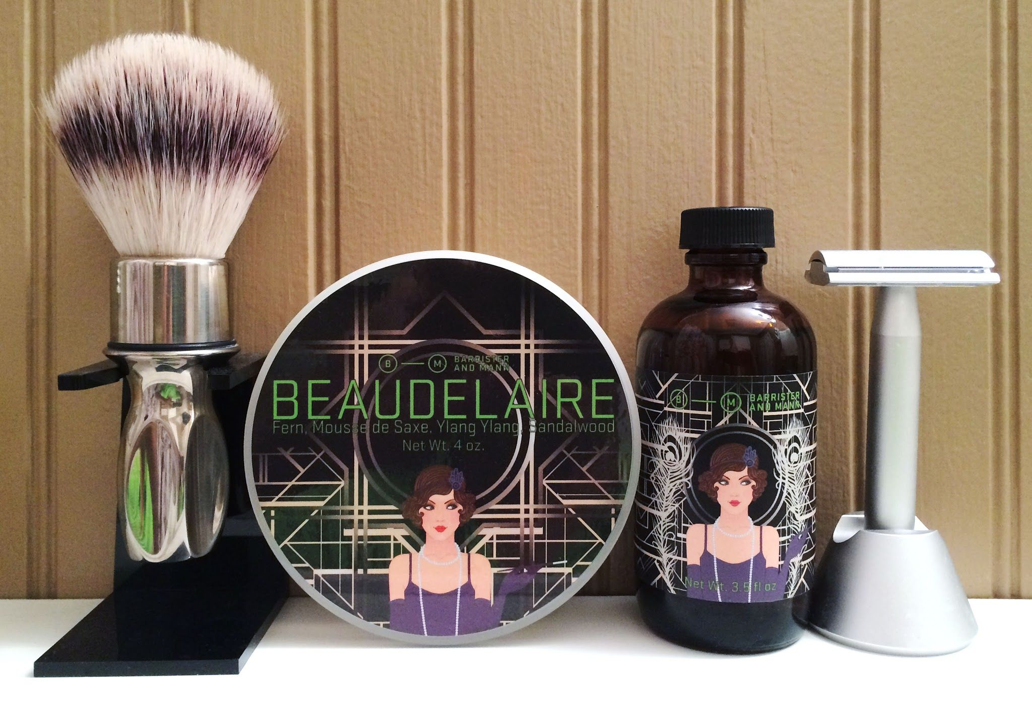 """Barrister and Mann """"Beaudelaire"""""""