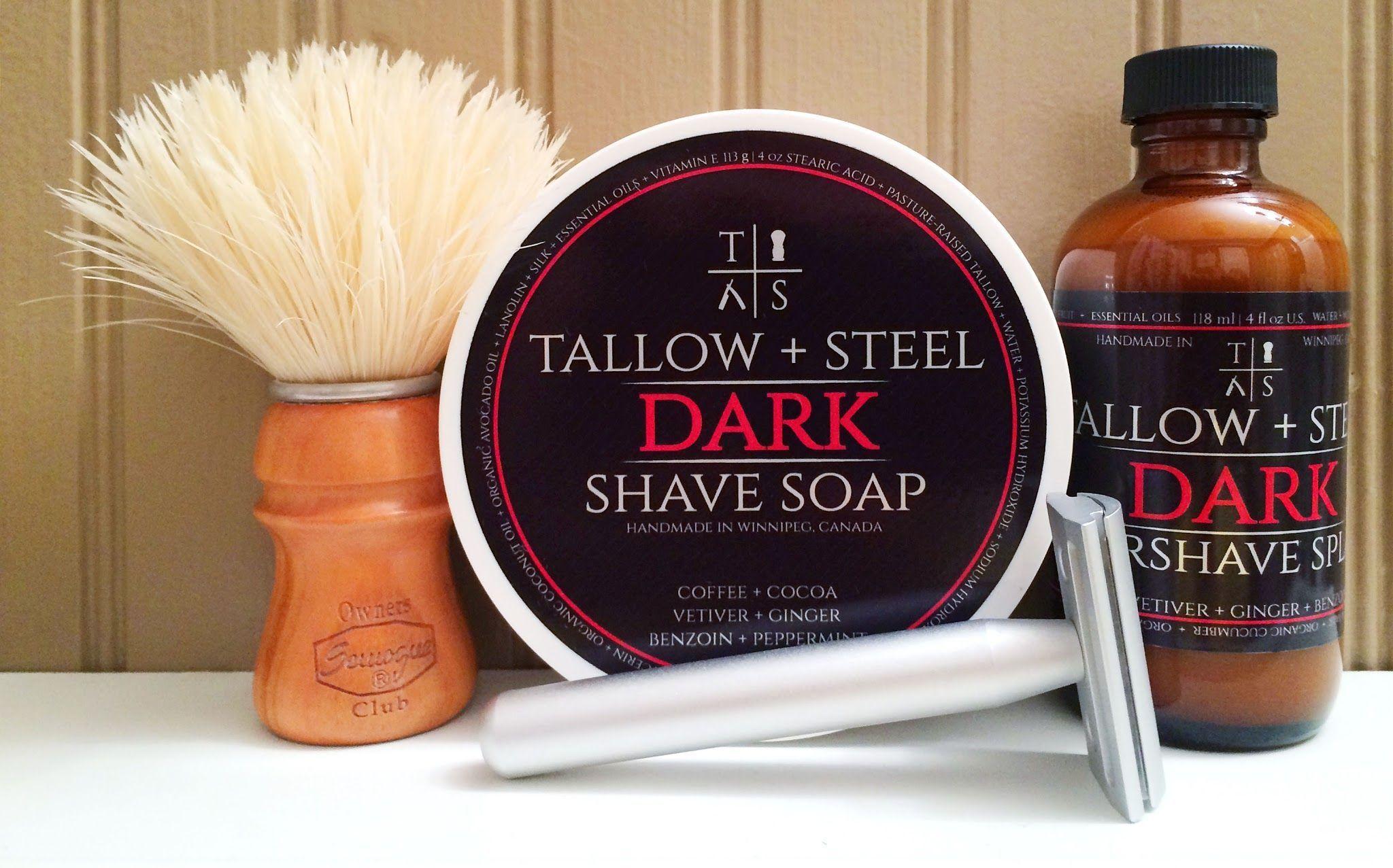 "Tallow + Steel ""Dark"""