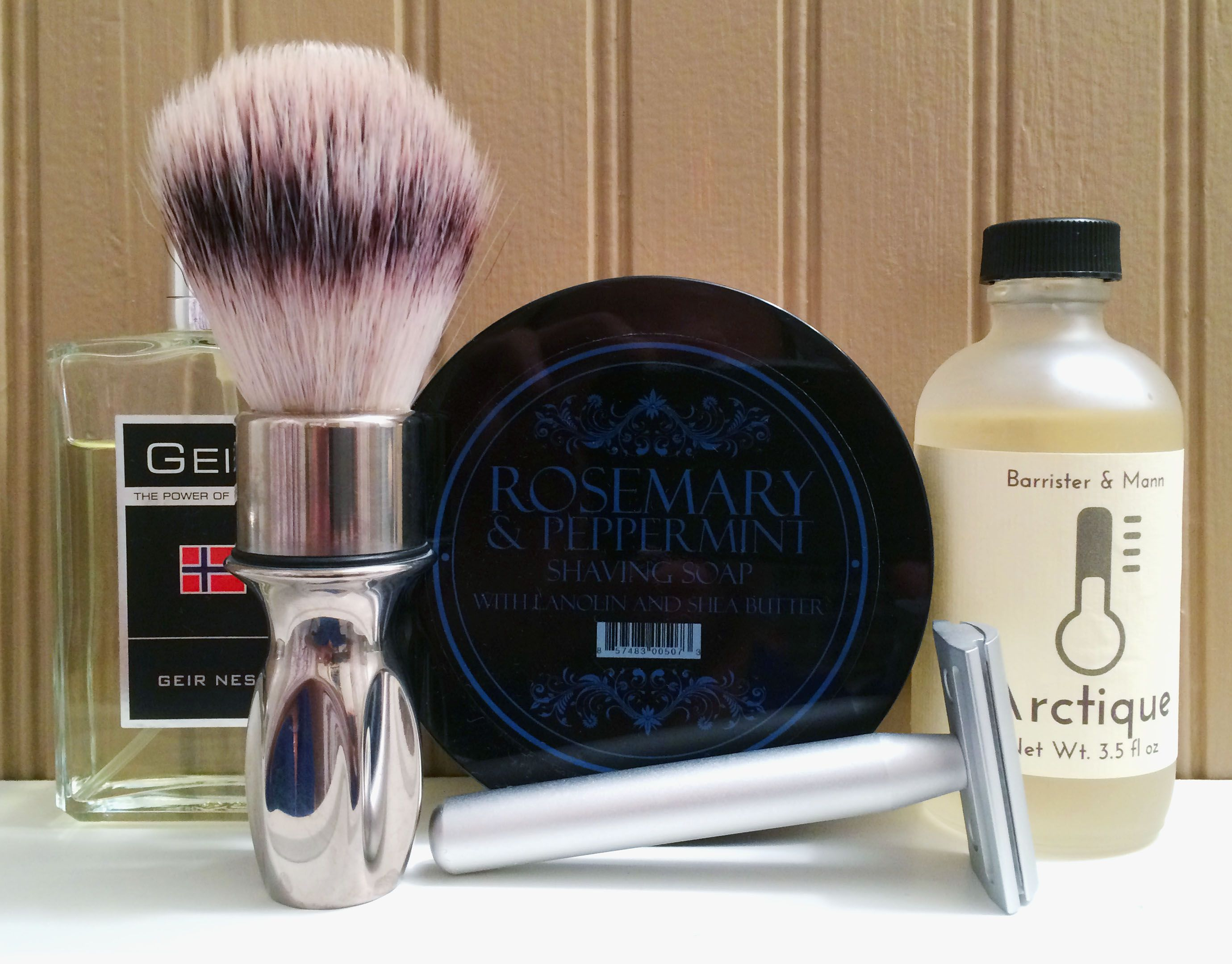 """Barrister and Mann """"Rosemary & Peppermint"""""""