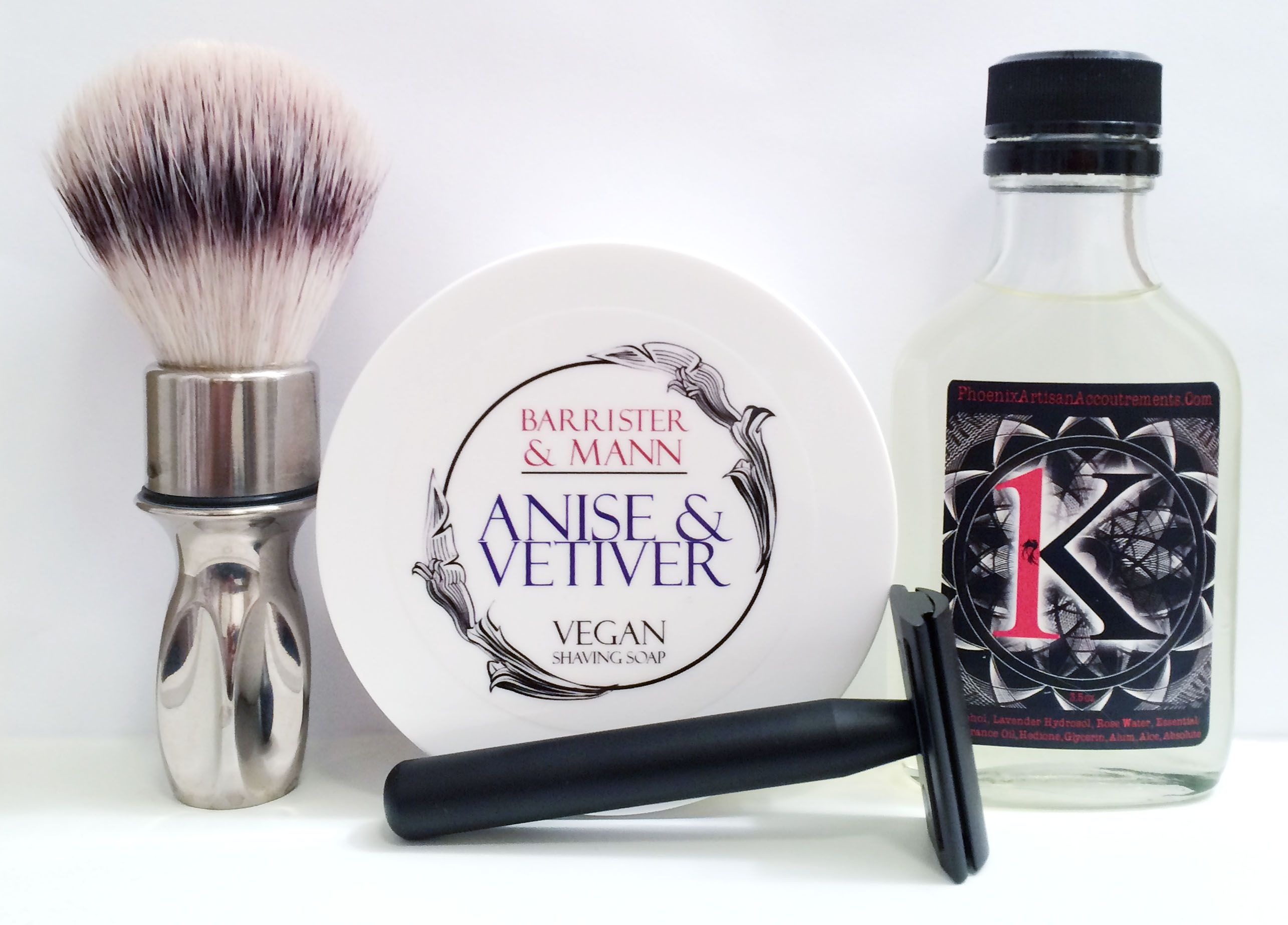 """Barrister and Mann """"Anise & Vetiver"""""""