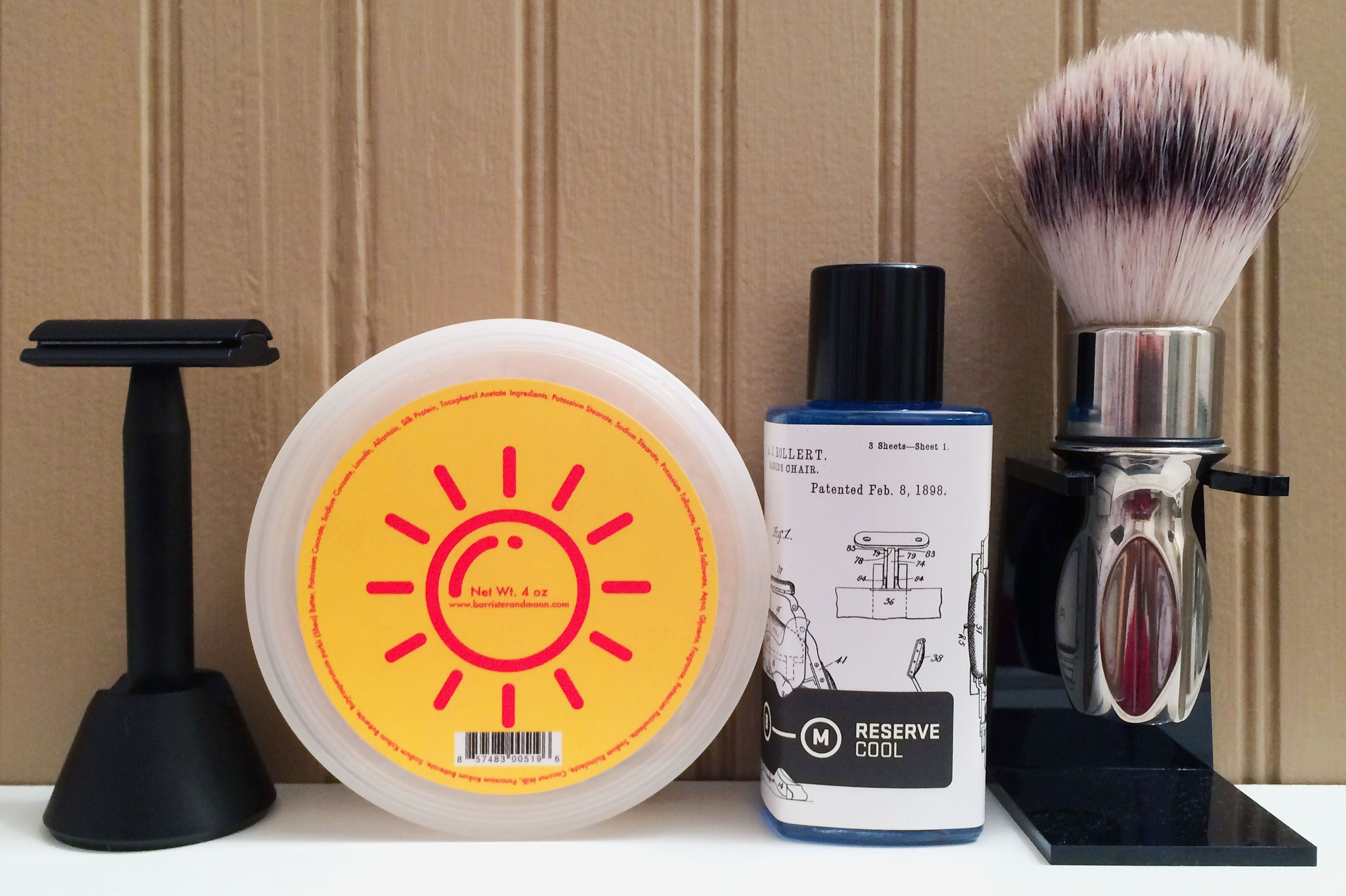 """Barrister and Mann """"Solarion"""""""