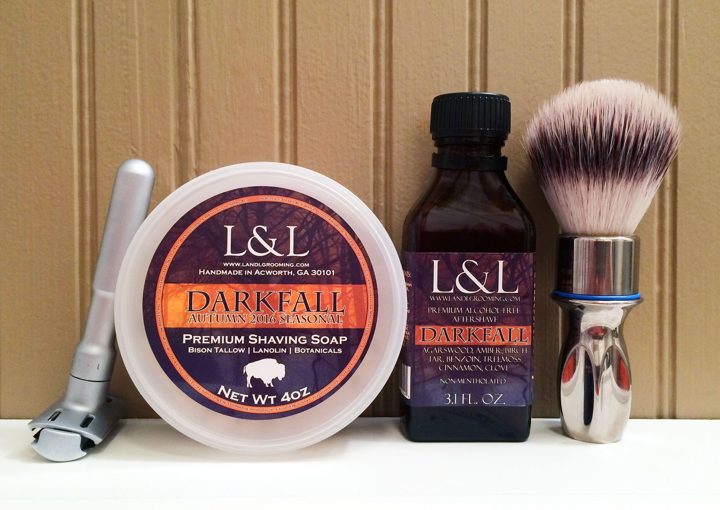 """L&L Grooming """"Darkfall"""""""