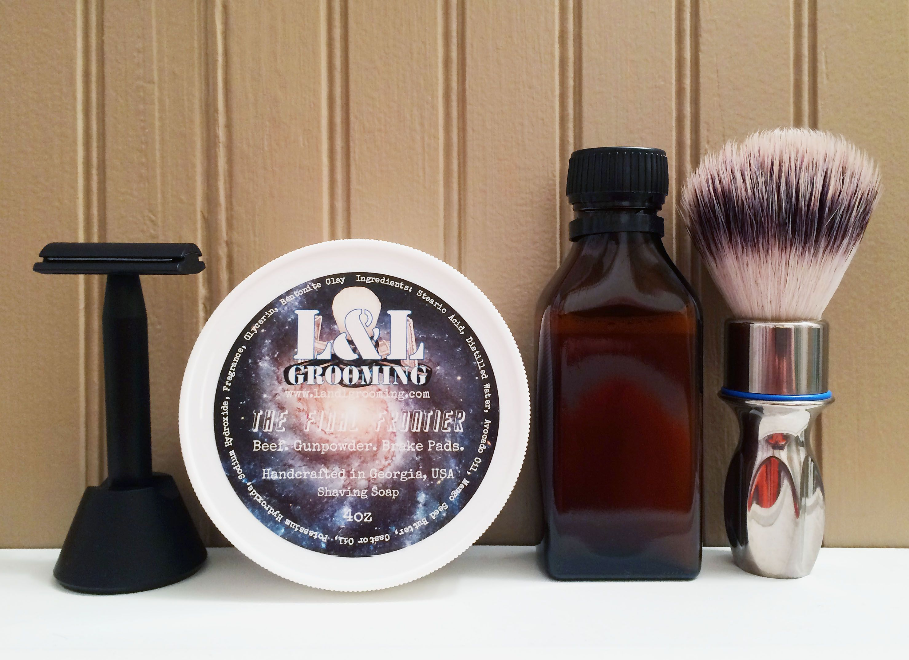 "L&L Grooming ""Final Frontier"""