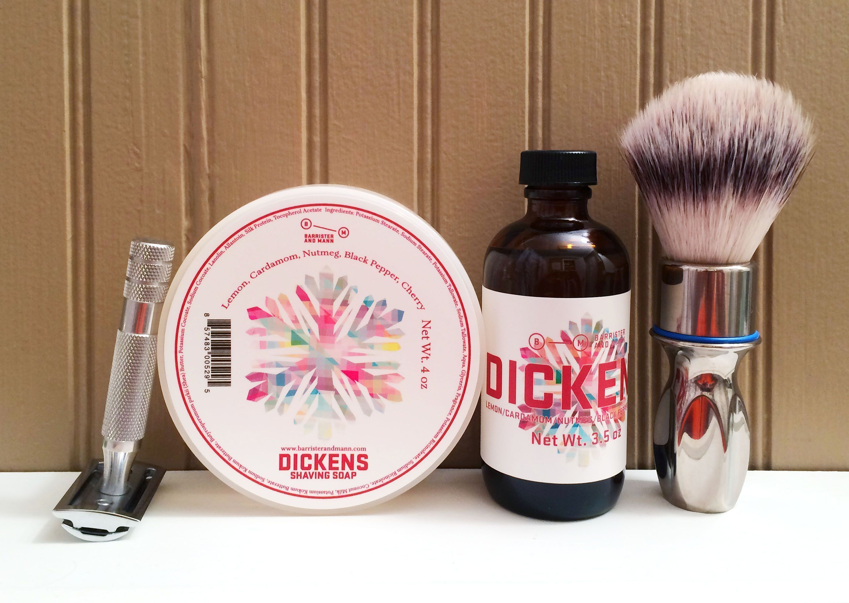 "Barrister and Mann ""Dickens"""