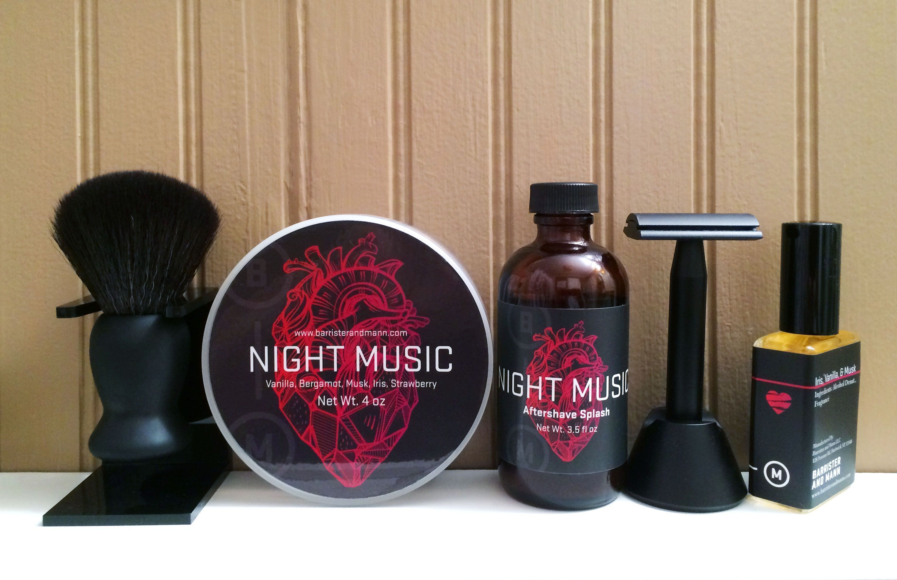 """Barrister and Mann """"Night Music"""""""