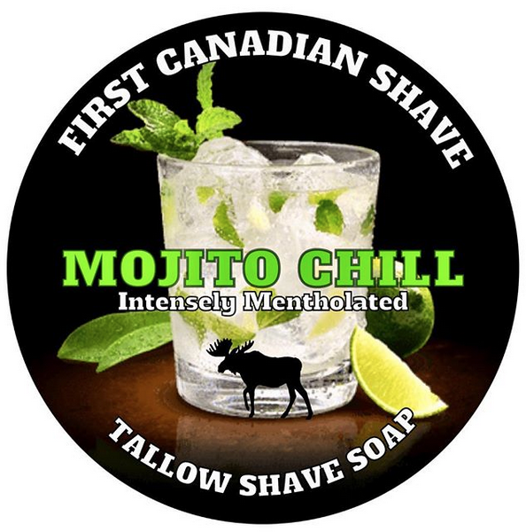 First Canadian Shave - Mojito Chill