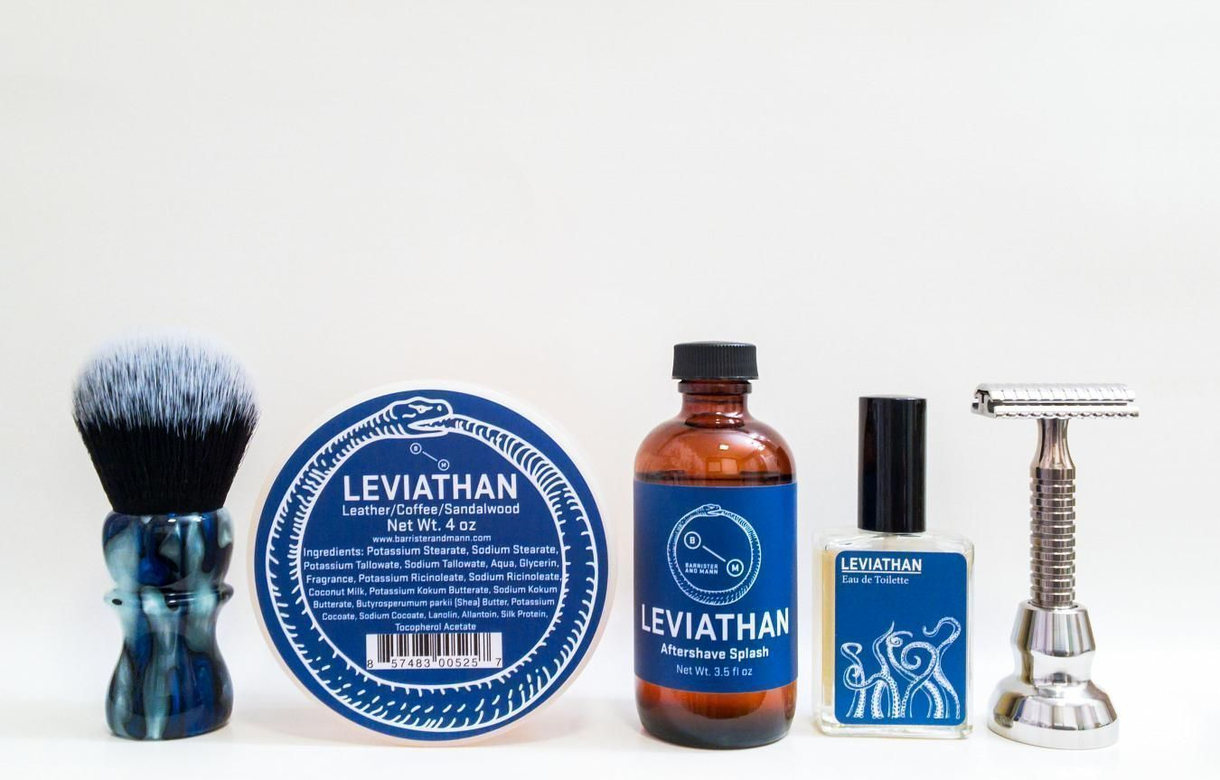 Barrister and Mann