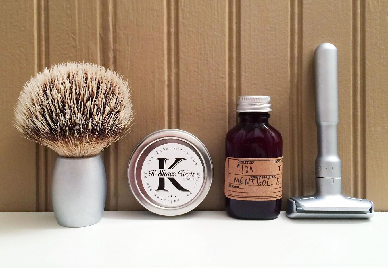 K Shave Worx