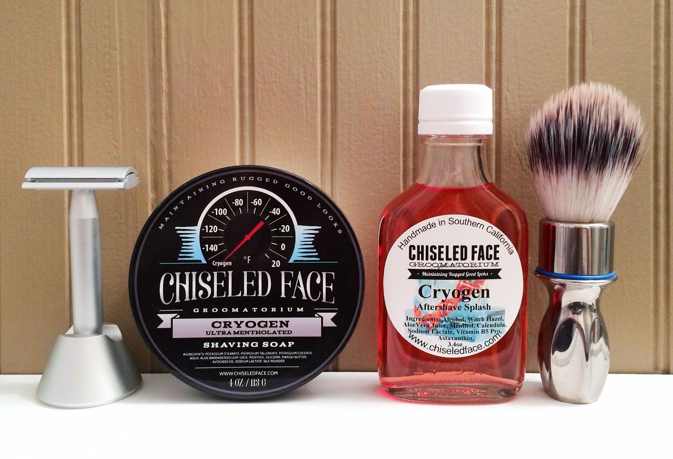 Chiseled Face