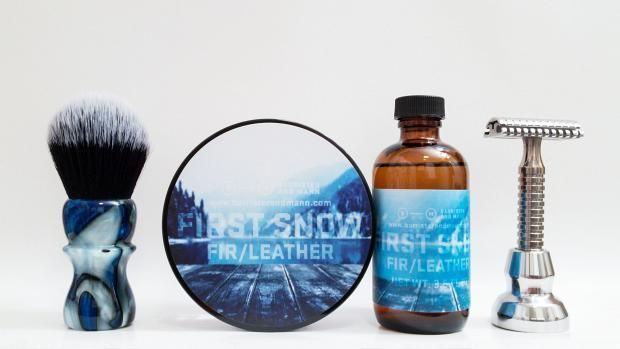 """Barrister and Mann """"First Snow"""""""