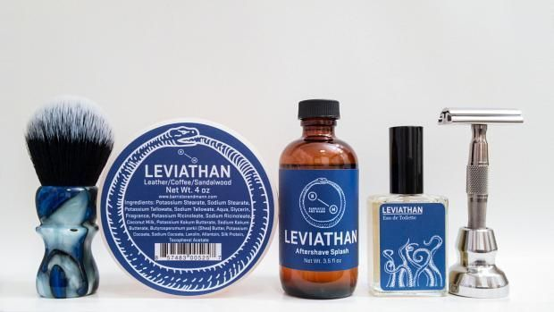 "Barrister and Mann ""Leviathan"""