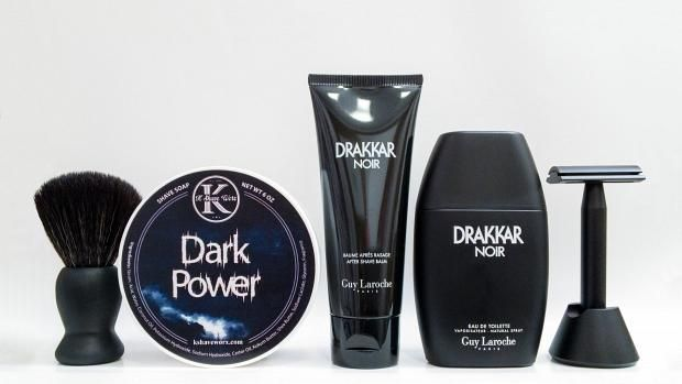 "K Shave Worx ""Dark Power"""