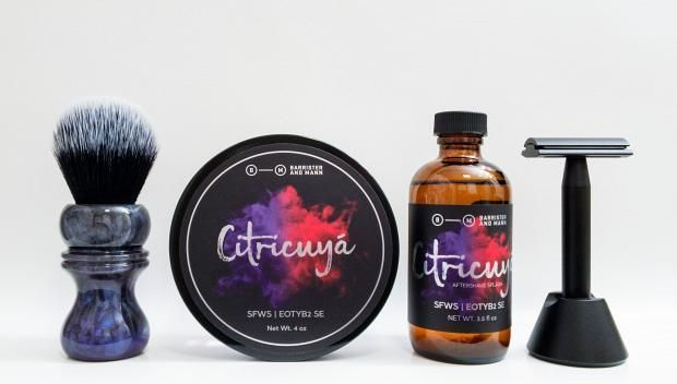 "Barrister and Mann ""Citricuyá"""