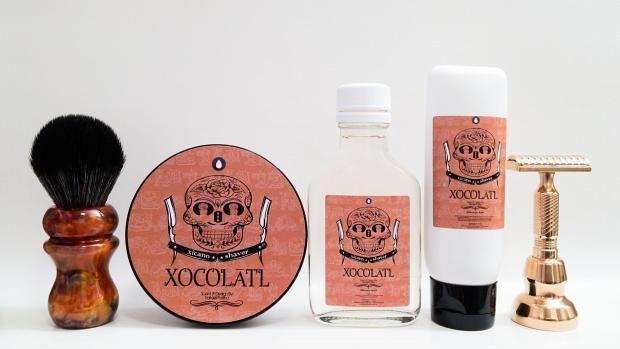 """Oleo Soapworks """"Xocolātl"""""""