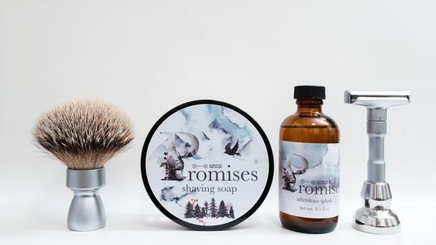 "Barrister and Mann ""Promises"""
