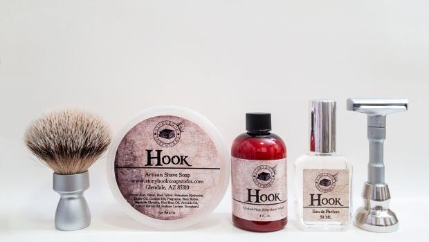 """Storybook Soapworks """"Hook"""""""
