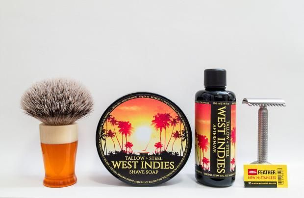 "Tallow + Steel ""West Indies"""