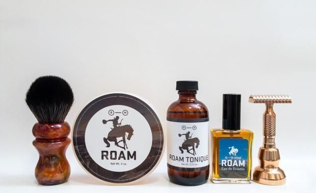 "Barrister and Mann ""Roam"""