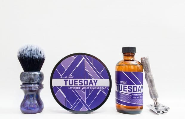 "Barrister and Mann ""Tuesday"""