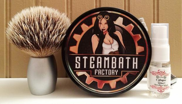 Steambath Factory & Barrister and Mann