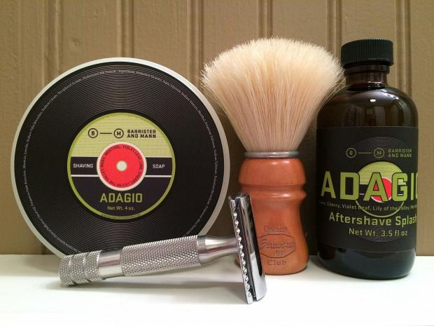 "Barrister and Mann ""Adagio"""
