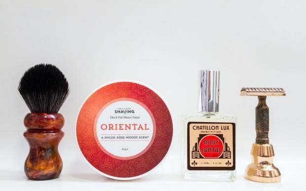"WCS ""Oriental"" & CL ""Rose Santal"""