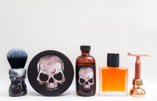 "Barrister and Mann ""Hallows"""