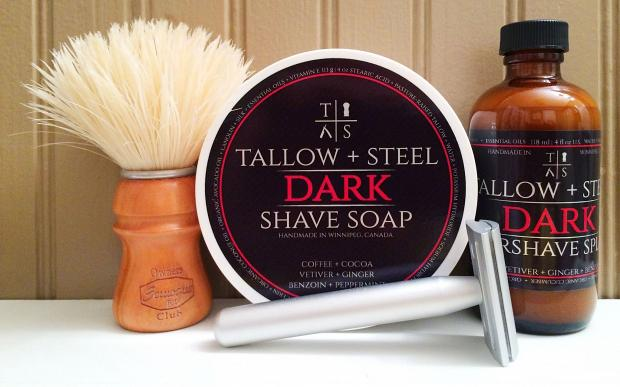 "Tallow + Steel ""Dark"""