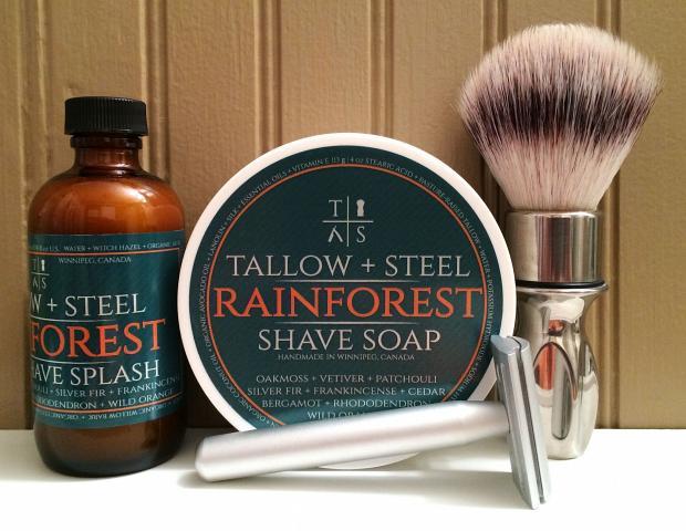 """Tallow + Steel """"Rainforest"""""""