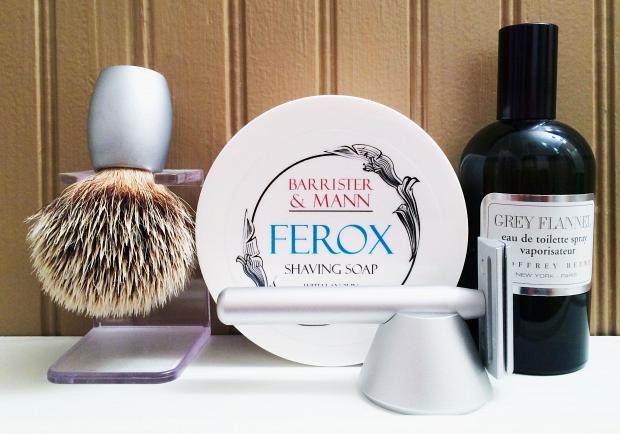 """Barrister and Mann """"Ferox"""""""
