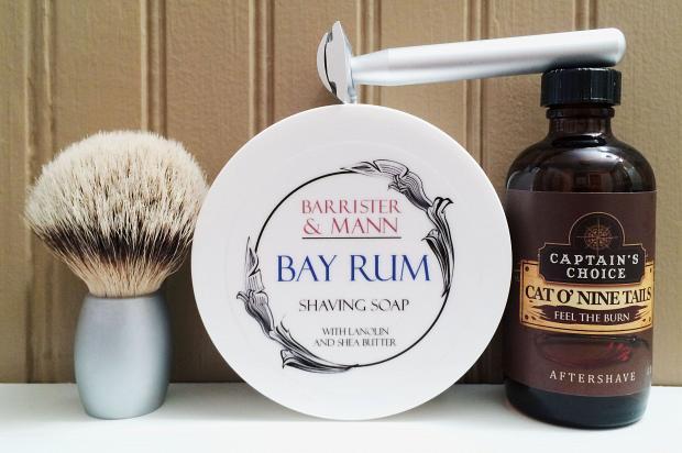 "B&M ""Bay Rum"" & CC ""Co9T"""