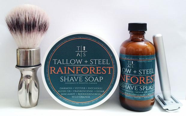 "Tallow + Steel ""Rainforest"""