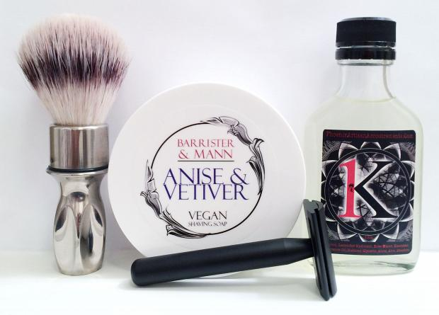 "Barrister and Mann ""Anise & Vetiver"""