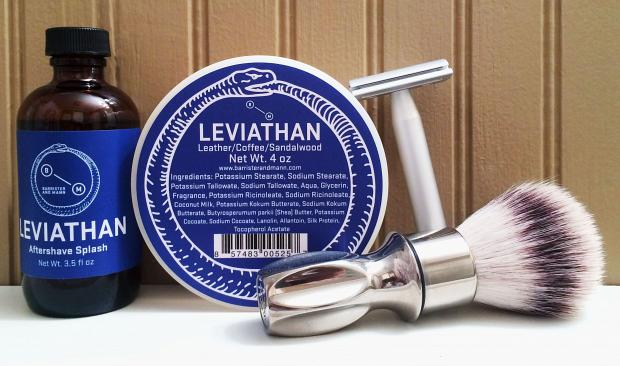 """Barrister and Mann """"Leviathan"""""""