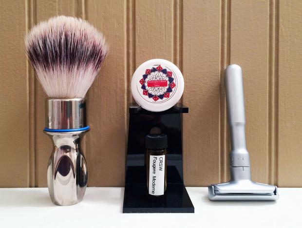 "WK ""Washington's Blend"" & CRSW ""Fougére Moderne"""