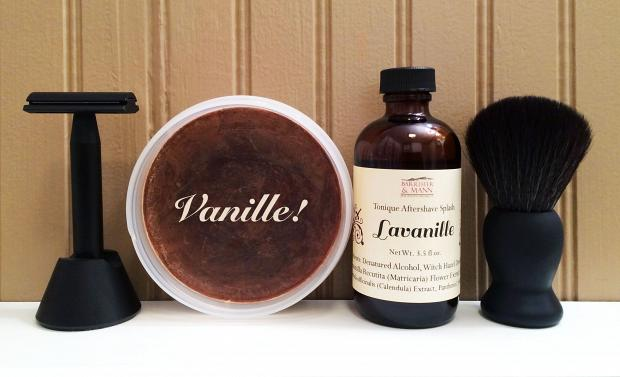 "Barrister and Mann ""Vanille"" & ""Lavanille"""