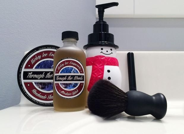 "Mickey Lee Soapworks ""Through the Woods"""
