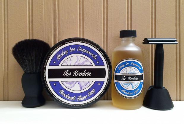 "Mickey Lee Soapworks ""The Kraken"""